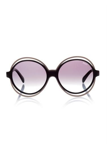 Emilio Pucci  Ep 0055 01B Kadın Güneş Gözlüğü Siyah